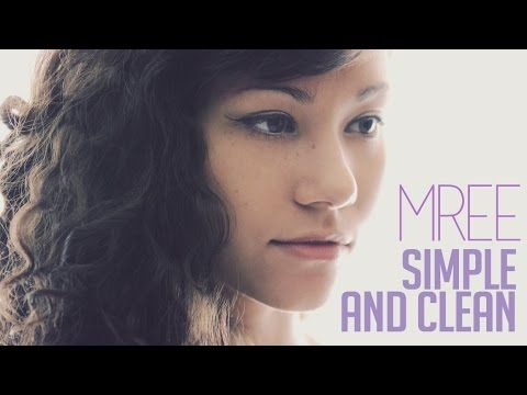 Simple and Clean (Kingdom Hearts) - Mree Cover. *music*. MREE has a new song and she sings in japanese. oh gawd. SO AWESOME. *new fav song* hands downnnn.