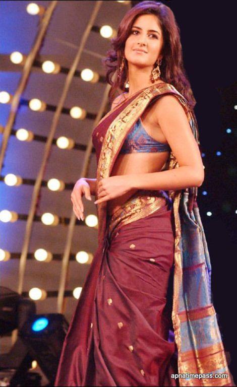 Katrina Kaif Photo In Saree #19