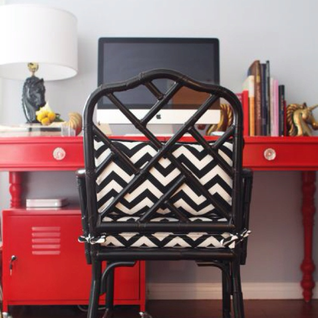 Desk I Love 80s : Best red desk ideas on pinterest neutral home office