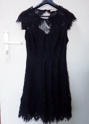 Kup mój przedmiot na #vintedpl http://www.vinted.pl/damska-odziez/krotkie-sukienki/17101254-czarna-sukienka-rebellion