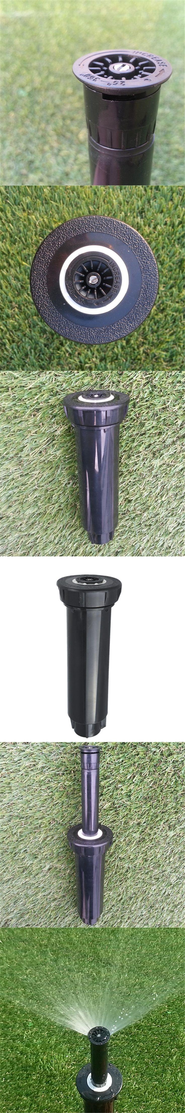 "10 Pcs/set 1/2"" BSP 25-360 Degrees Plastic Popup Sprinklers Lawn Sprinklers Irrigation Garden Supplies Lawn Irrigation 31505F-10"