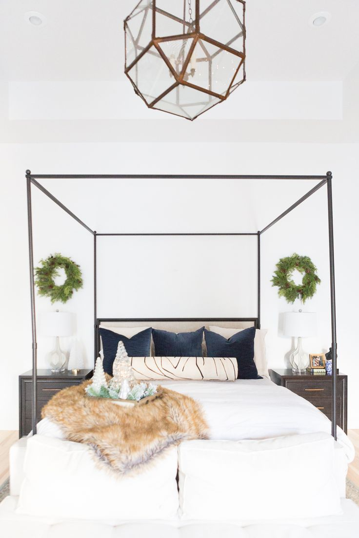 5 Easy Christmas Ideas for Bedrooms