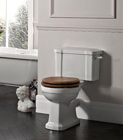 Tavistock Vitoria Close Coupled Toilet - Bathshop321 ...