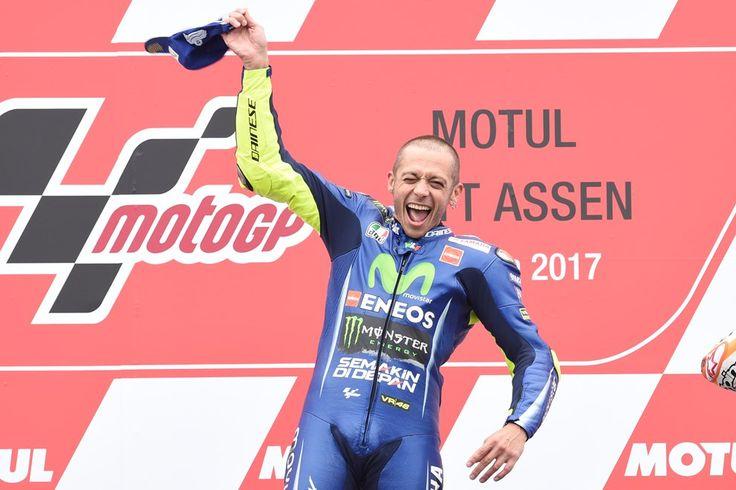 MotoGP: Valentino Rossi, o sétimo mais velho a vencer