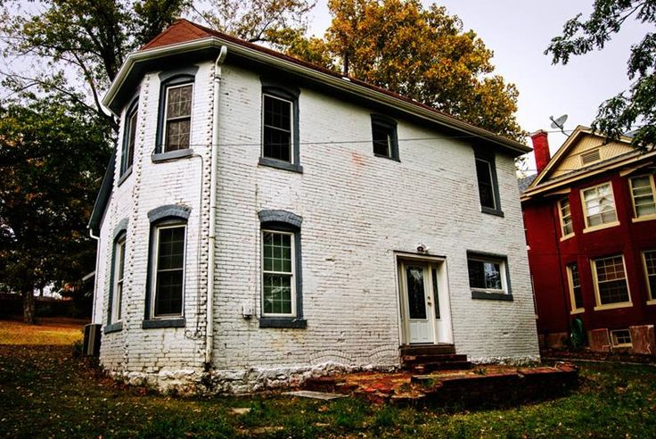 The Sallie House, Atchison, Kansas - is one of the most haunted places in Kansas and it is located in what is considered the most haunted town in Kansas. It's believed that two entities haunt his house - the first is that of a little girl, Sallie, who likes to play pranks. The second is an older, unidentified, woman who has gotten violent towards males in the house.