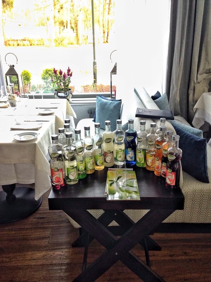 Tasting and Professional Range showcase in Lapmezciems, Latvia