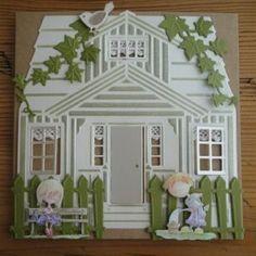 Marianne Designs Creatables Die Vine, Bird & House - Google 検索