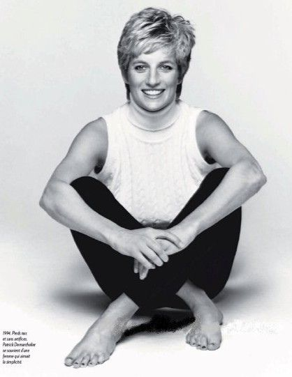 Rare Princess Diana by Lady Diana Frances,