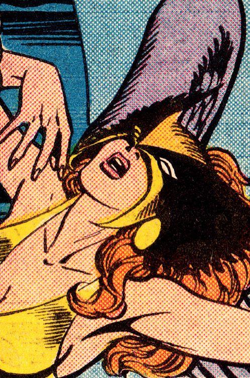 Hawkgirl - Alex Saviuk & Romeo Tanghal