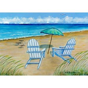 Beach Chairs Floor Mat  $34.95