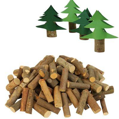 Houtstaafjes 1 KG - http://credu.nl/product/houtstronkjes-1-kg/