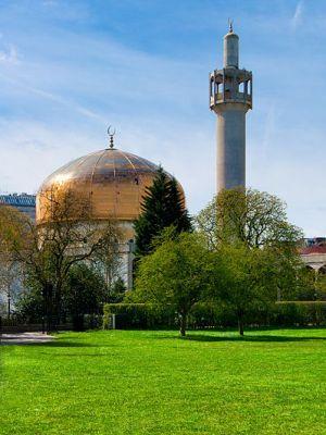 Catatan Traveling: Daftar 10 Masjid Besar di United Kingdom