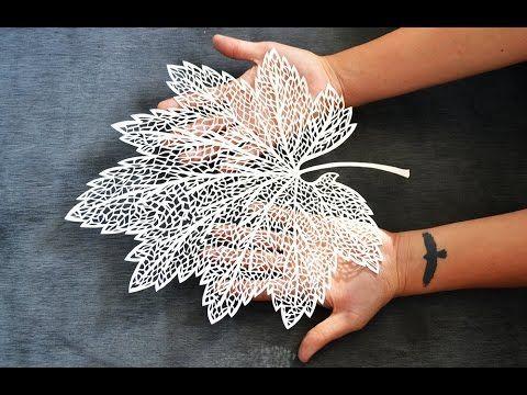 Cómo hacer una estrella para el árbol. How to make a star for the Christmas tree - YouTube