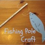 Fishers of Men Fishing Poles Craft