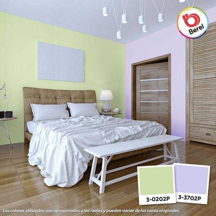 Los colores claros son ideales para espacios peque os - Colores claros para habitaciones ...