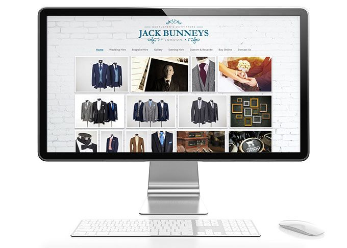 Jack Bunneys Website By Method Design