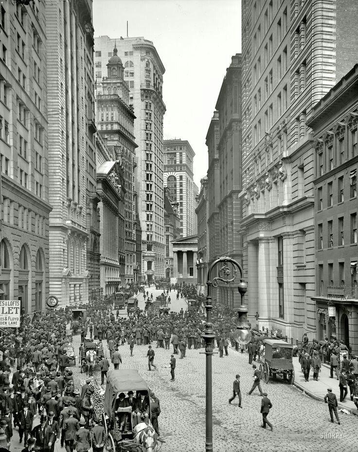 New York, 1905