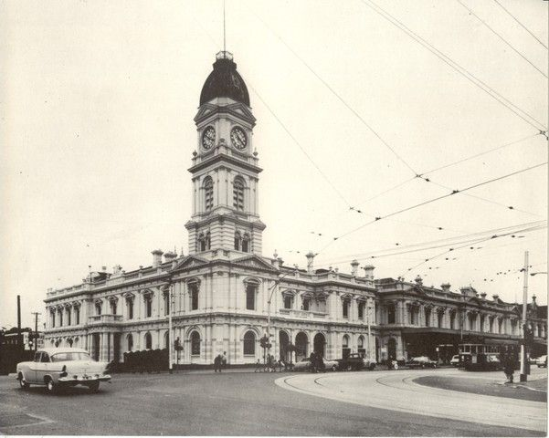 North Melbourne Town Hall