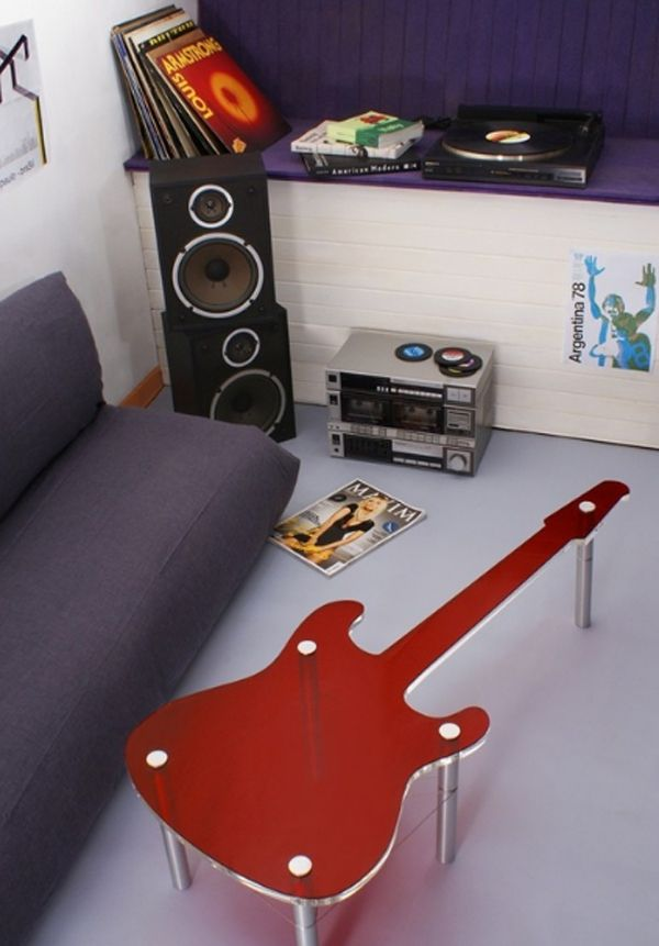 20 Inspiring Music Themed Bedroom Ideas   Home Design And Interior