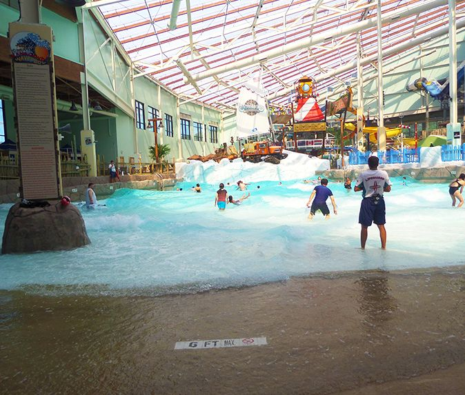 Camelback Lodge Indoor Waterpark Home: Ka-Na-Gawa Wavepool: A Collection Of Other Ideas To Try