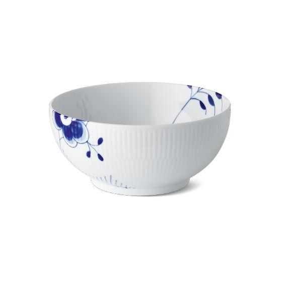 Royal Copenhagen Blue Fluted Mega Bowl 110 cl