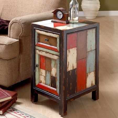 I want this so badly!! Shahira Accent Cabinet