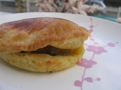 Feuilletés+de+foie+gras+aux+pommes