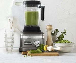 Win A NEW KitchenAid Pro Line Blender With Thermal Control Jar   Http://