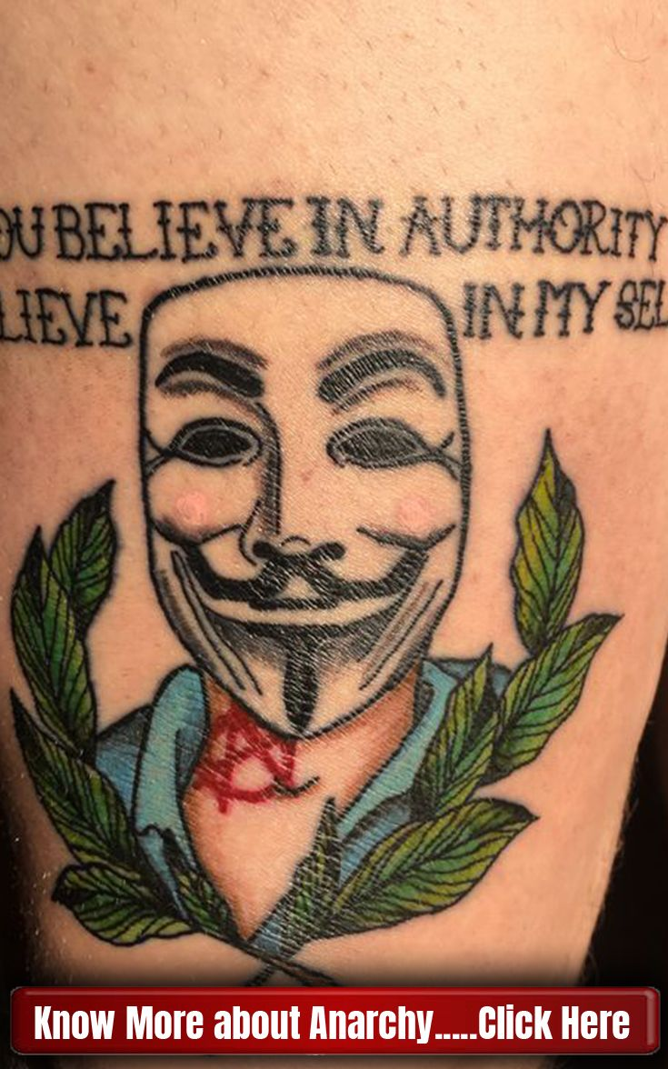 Pin On Anarchy Tattoos
