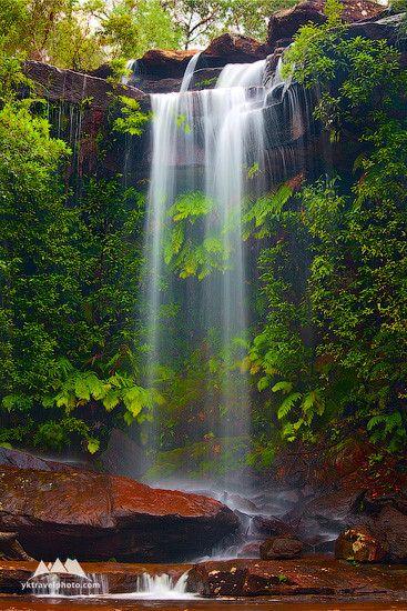 National Falls, Royal National Park, NSW, Australia (339) - Yegor Korzh :: Travel Photography