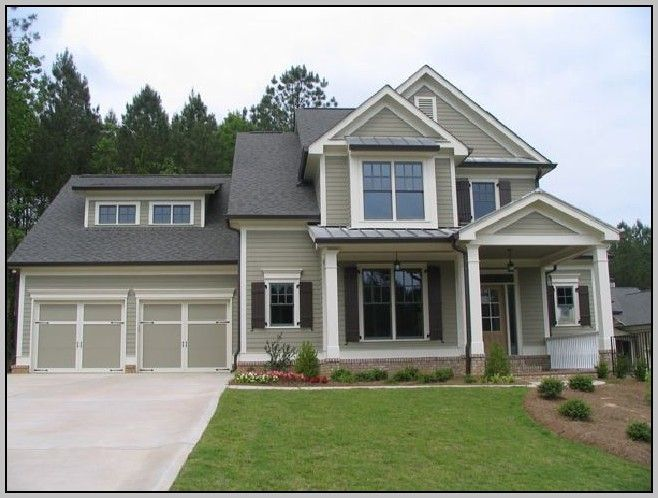 Most Popular Paint Color For House Exterior Painting House Paint