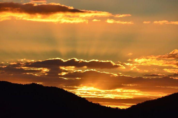 Sunset at Arkaba