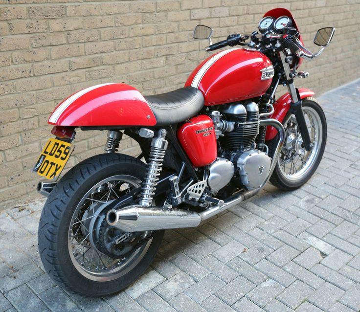 My old Thruxton