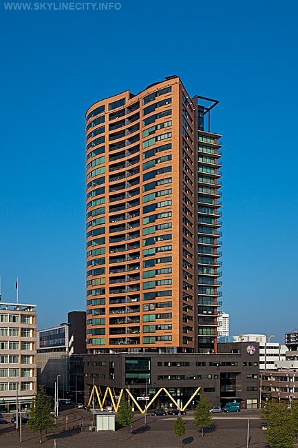 Hoge Erasmus #Rotterdam