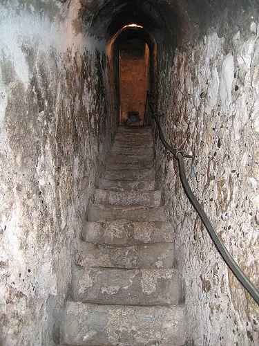 Bran Castle - Secret Passage 02 by Cernavoda,