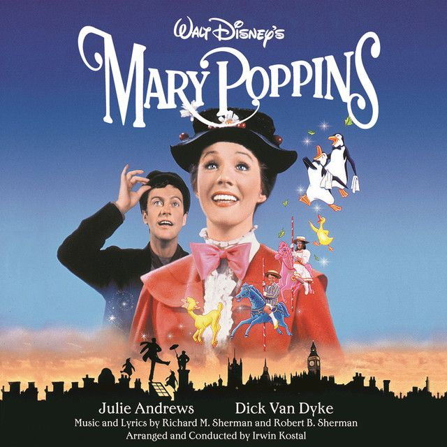 "Jolly Holiday - From ""Mary Poppins""/Soundtrack Version, a song by Dick Van Dyke, Julie Andrews on Spotify"