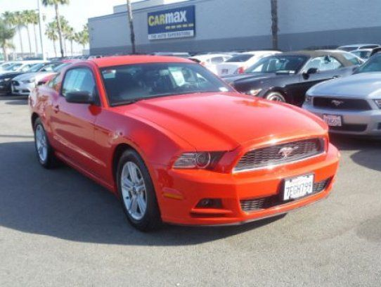 Coupe, 2014 Ford Mustang Coupe with 2 Door in Torrance, CA (90504)