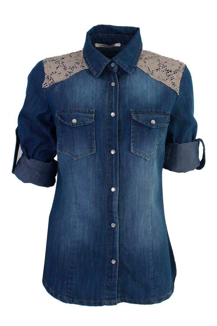 Camicia jeans | Giorgia & Johns