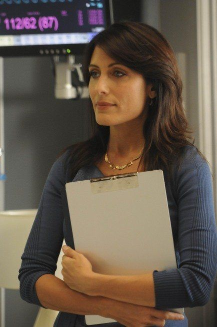Love her character as Lisa Cuddy in House M.D.