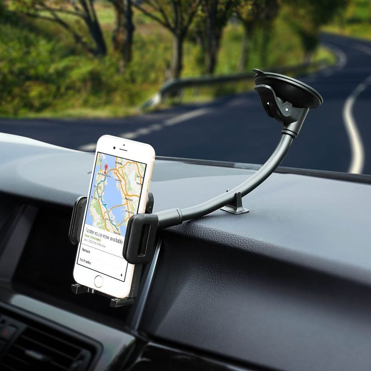 Amazon.com: Mpow Cell Phone Holder for Car, Windshield Long Arm Car Mount with One Button Design and Anti-skid Base for iPhone 7/6S/6 Plus/6S/6/5S/5,Google Pixel/Pixel XL/Nexus 6/6P/5X/5, LG, HTC, Huawei, etc: Cell Phones & Accessories