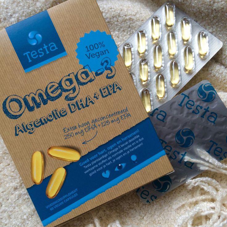 Visolie nodig?: omega-3 en supplement review  