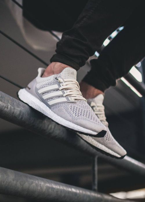 "sweetsoles: ""Adidas Ultra Boost LTD - Cream (by Maxi Röschlein) """