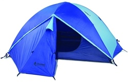 The Santa Ana 3 person tent is lightweight, free standing and extremely easy to pitch. This simple, yet unique design saves weight and makes setting up a breeze.