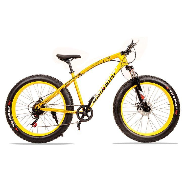 """Bici da strada 7/21 velocità 26 """"X4.0 mountain bike marca Fat bicicletta cerchi In Lega di Alluminio Forcella Molla nuovo arrivo Unisex BIKE"""
