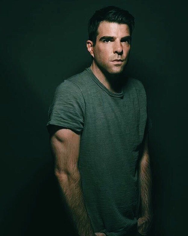 Zachary quinto official instagram