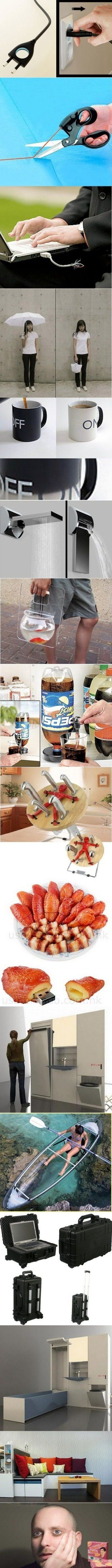 Crazy Inventions | Funny crazy inventions.. | Funpings