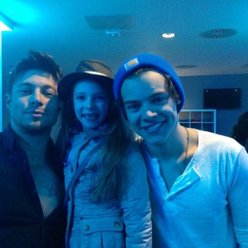 duncan james and Harry!