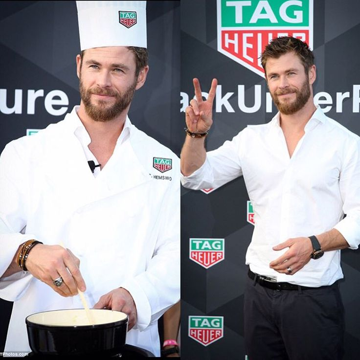 ��Мечта миллиона женщин, Крис Хемсворт ещё и кулинар.�� На яхтенной вечеринке Grand Prix, организованной  TAG Heuer, австралийский красавчик сразился в кулинарной битве с гонщиком Формулы-1, Даниэлем Риччиардо, швейцарском фондю. ☝��Так то вот.�� ----- #chrishemsworth #foods #monaco #formula1 #yachtparty #party #chef #foodporn #cannes#шефповар #мастеркласс #tor #celebritystyle #paparazzi  #superstars #hollywoodstar #celebrity #celebritynews #bestoftheweek#fashion#новостизвезд#голливуд…