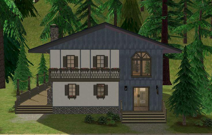 Sims2 - NOV/DEC Challenge - Winter Theme - Page 3 - LeeFish