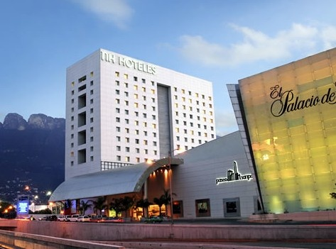 NH Monterrey in Mexico. http://www.nh-hotels.com/nh/en/hotels/mexico/monterrey/nh-monterrey.html?soc=10689=12050=120506320689